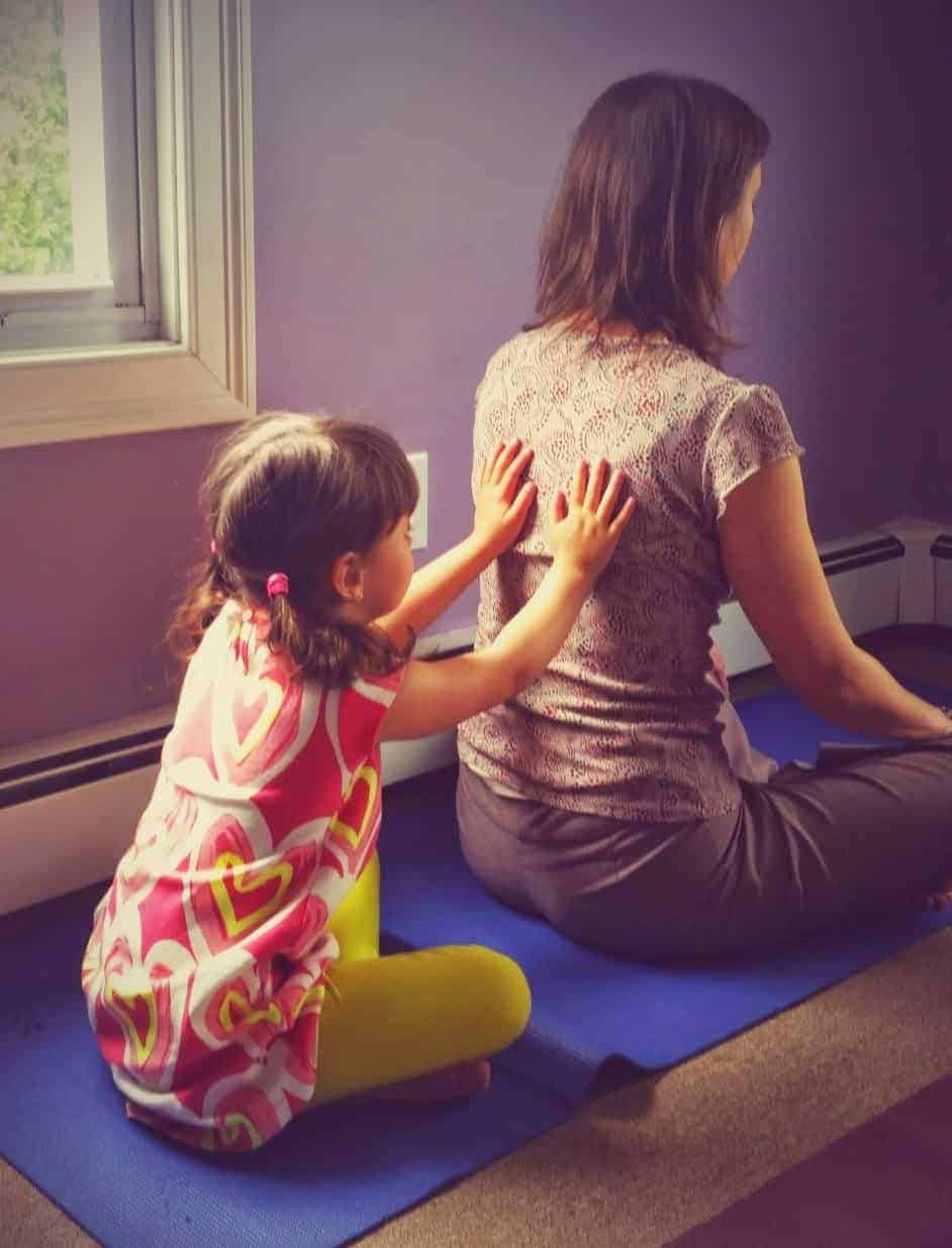 Mother S Day Yoga Full Of Joy Yoga